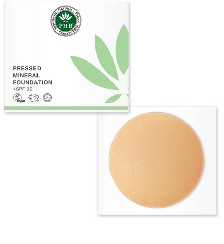 PHB Ethical Beauty | Pressed Foundation SPF30 : Medium