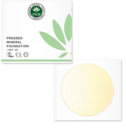 PHB Ethical Beauty | Pressed Foundation SPF30 : Porcelain