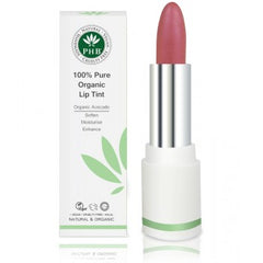 PHB Beauty, Organic Lip Tint: Raspberry, Organic and Makeup UK, Ethical Cosmetic Product