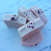Image of Handmade Artisan Soap | Strawberries & Champagne Soap (Set of 2)