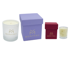 Peace - Soy Wax Aromatherapy Candle Gift Set