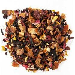 Vanilla Citrus Herbal Tea;This combination of Apple, Rosehip, and Orange pieces, Hibiscus petals, Natural flavors will make you think you are drinking a Creamsicle!