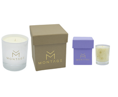 Serenity - Soy Wax Aromatherapy Candle Gift Set