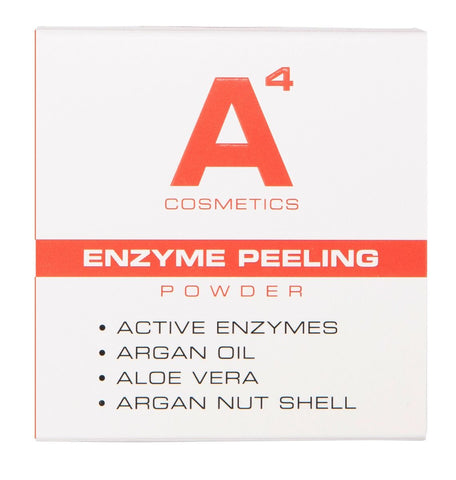 A4 Enzyme Peeling Powder packaging box
