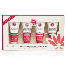 PHB Ethical Beauty | Anti-Aging Skin Care Travel Kit gift set sample set