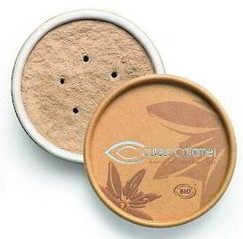 Couleur Caramel Bio Mineral Powder (Light Beige)
