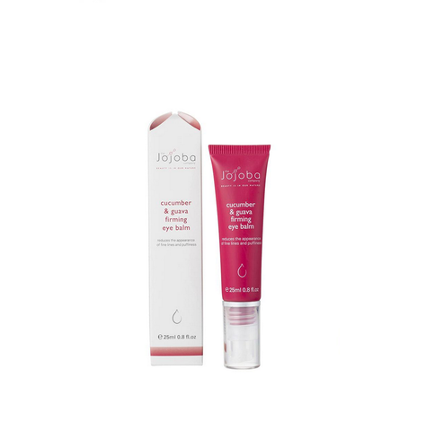 Cucumber & Guava Firming Eye Balm, eye cream, the jojoba company, australia, made in australia