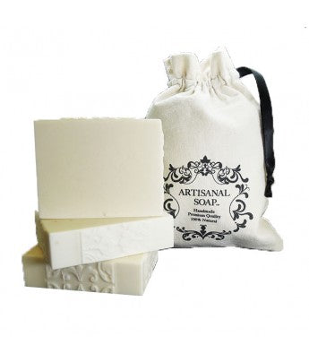 Handmade Artisan Soap | Goat Milk & Calendula Soap for eczema and sensitive skin. good for pregnant women and baby
