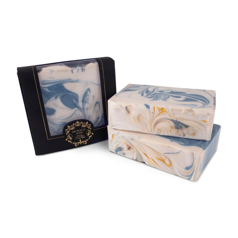 Handmade Artisan Soap | Passion Soap (Set of 2)