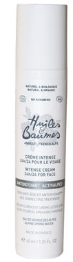 The Organic Boutique | Huiles & Baumes | Intense Cream 24h/24 for Face