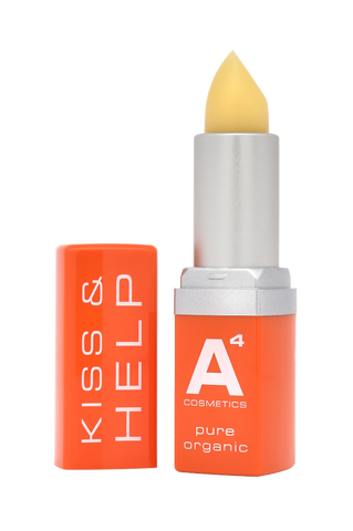 The Organics Boutique | A4 Kiss & Help Lip Balm