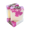Image of Handmade Artisan Soap | 3D Roses Soap (Set of 2)