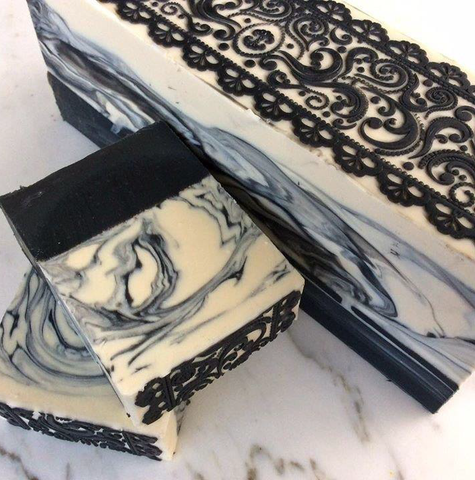 Handmade Artisan Soap | The French Lace Soap for oily, blemish and sensitive skin