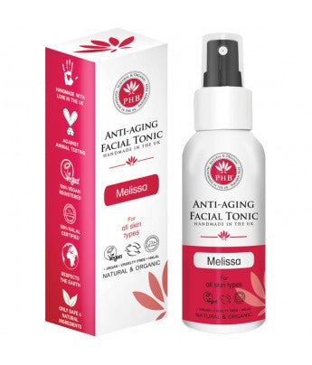 PHB Ethical Beauty | Anti-Aging Facial Tonic | The Organics Boutique