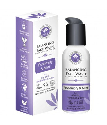 PHB Ethical Beauty | Anti-Blemish Balancing Facial Wash