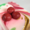 Image of Handmade Artisan Soap | Raspberry and Vanilla Soap with essential oil