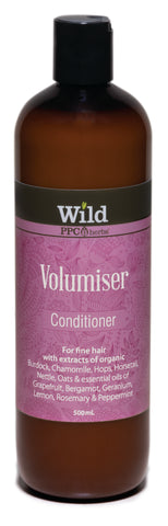 Wild PPC | Volumiser Hair Conditioner with organic essential oil