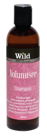 Wild PPC | Volumiser Hair Shampoo- 250ml