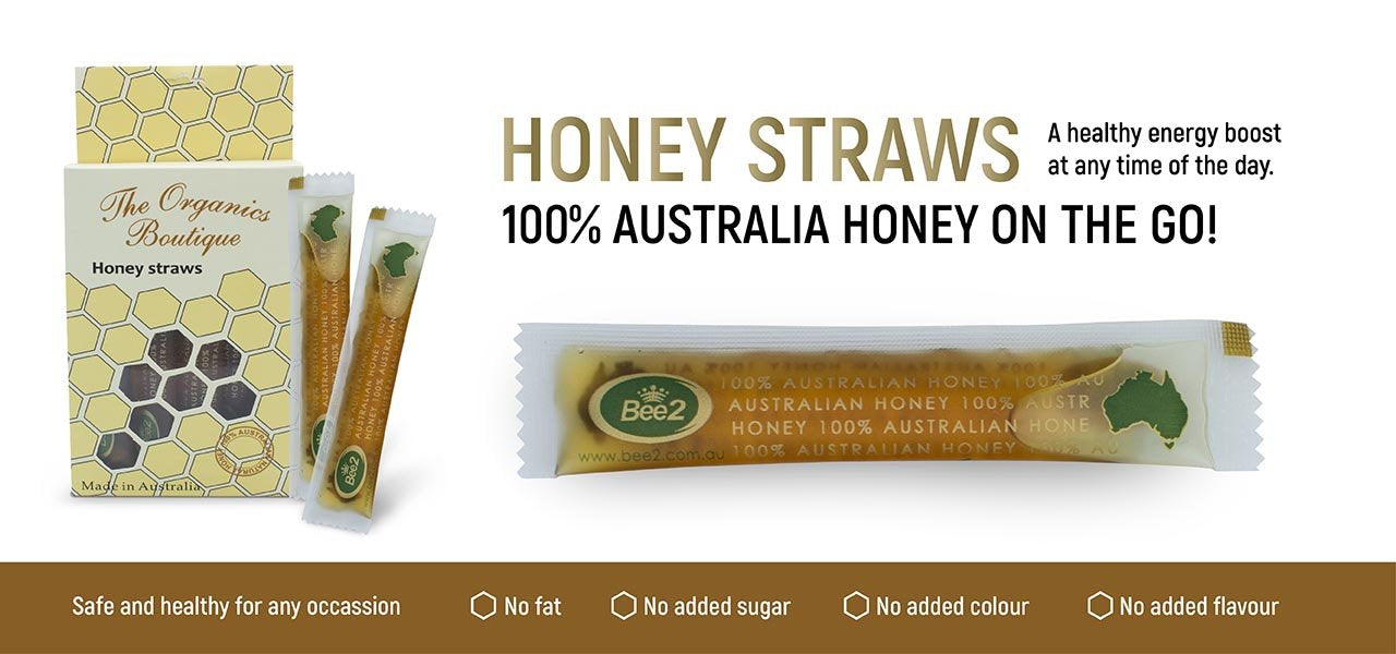 Honey Straw, Portable Honey, Honey Sticks, Nutritions on the go