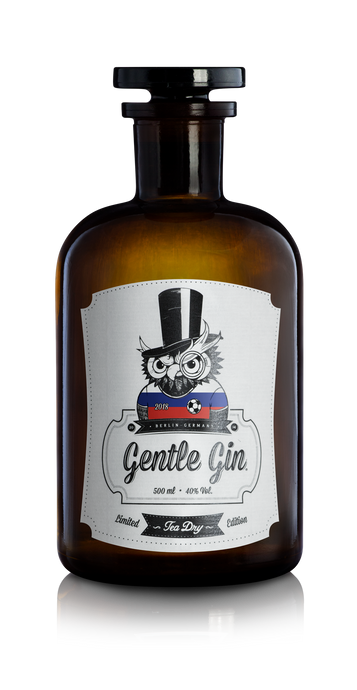 Gentle Gin Tea Dry - World Cup 2018 Limited Edition - Russia