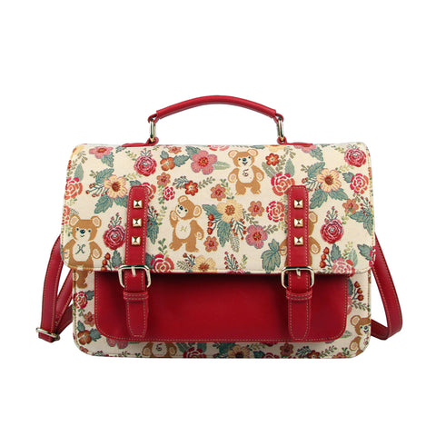 H-289 MULTI FLOWER - Henney Bear