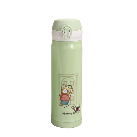 HC-004 (450ml) GREEN - Henney Bear