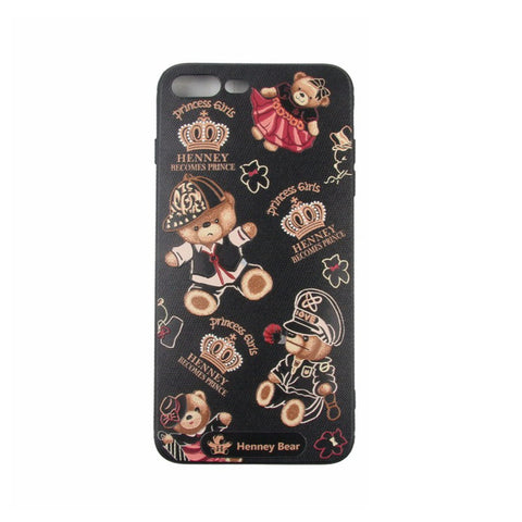 HP-001 CROWN BEAR iPhone 7/8 Plus - Henney Bear