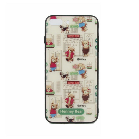 HP-003 FLORAL BEAR iPhone 7/8