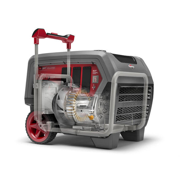 Briggs & Stratton Q6500 Inverter Generator Review