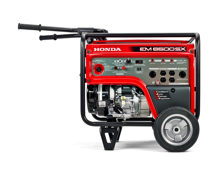Honda EM6500S Portable Generator Review