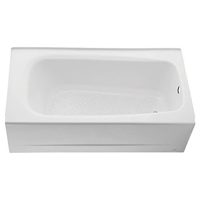 American Standard 2461.002.020 Cambridge 5-Feet Bath Tub with Right-Hand Drain, White