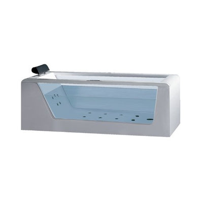 ARIEL Platinum AM152JDTSZ-59 Whirlpool Bathtub - 59.06