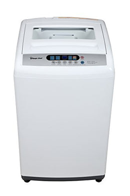 Magic Chef MCSTCW21W3 2.1 cu. ft. Topload Compact Washer, White