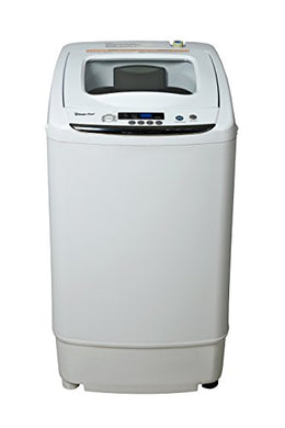 Magic Chef MCSTCW09W1 0.9 cu. ft. Compact Washer, White