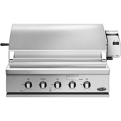 DCS 36-Inch Built-In Natural Gas Grill with Rotisserie