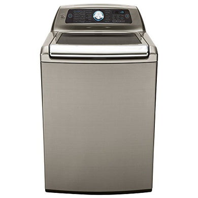 Kenmore Elite 31553 5.2 cu. ft. Top Load Washer in Silver, includes delivery and hookup,Metallic Silver(Available in select cities only)