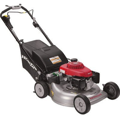Honda 21''3-in-1 Self Propelled Self Charging Electric Start Lawn Mower
