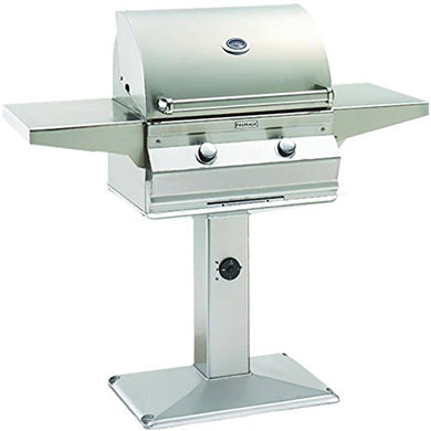 Fire Magic Choice Patio Post Mount Grill - Natural Gas