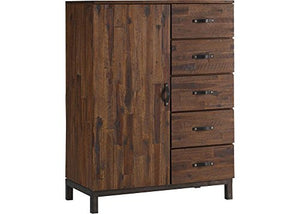 THE ROOMPLACE Greystone Chifforobe By Ed Ellen Degeneres In Brown