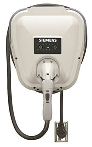 Siemens VersiCharge Universal (VC30GRYU): Fast Charging, Easy Installation, Flexible Control, Award Winning, UL Listed, J1772 Compatibility, 20ft Cable, NEMA 6-50 Plug