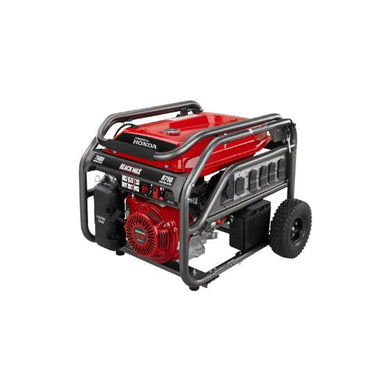 Blackmax Honda Portable Gas Powered Electric Generator Outdoor Camping with Electric Start 7,000w / 8,750w Watts