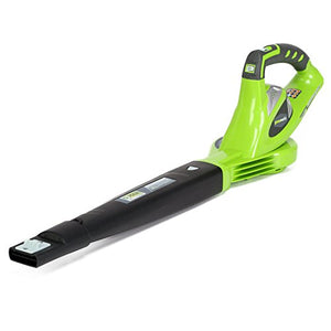 GreenWorks 24282 G-MAX 40V 150 MPH Variable Speed Cordless Blower, Battery and Charger Not Included