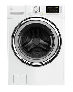 Kenmore 41302 4.5 cu ft. Front Load Washer with Steam and Accela Wash in White, includes delivery and hookup (Available in Select Cities Only)