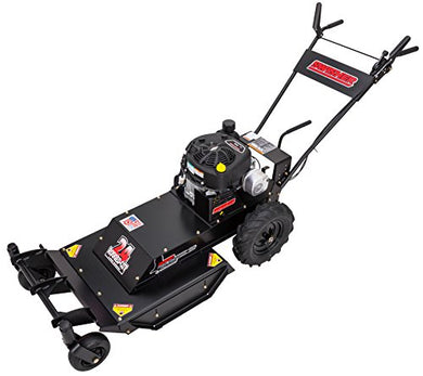 Swisher WBRC11524C Predator Talon 24-Inch 11.5 HP Walk-Behind Rough Cut Mower, Black