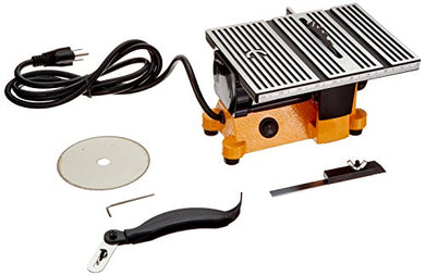 TruePower 01-0819 Mini Electric Table Saw, 4-Inch