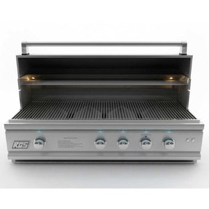 "RCS Gas Grills Pro Series Stainless Steel 42"" Cutlass Grill with Blue LED - LP"