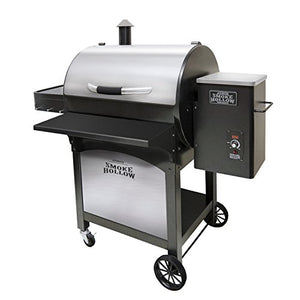 "Smoke Hollow PG3018SS Smoker, 30"", Black"