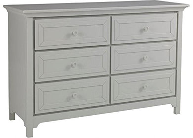 THE ROOMPLACE Ti Amo Misty Gray Large Dresser