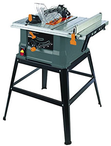 "TruePower 10"" 15 AMP TABLE SAW WITH STEEL STAND"