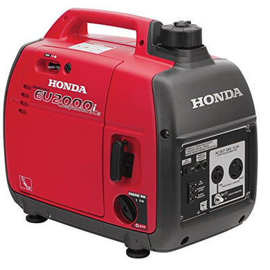Honda Power Equipment EU2000T1A1 658110 2,000W Portable Generator CARB, Steel